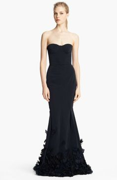Oscars red carpet inspiration: Amy Adams, Idina Menzel, Kristen Bell and Jennifer Lawence  dazzled in strapless gowns.