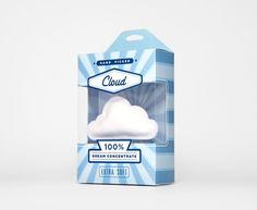 Una nube envasada :-)