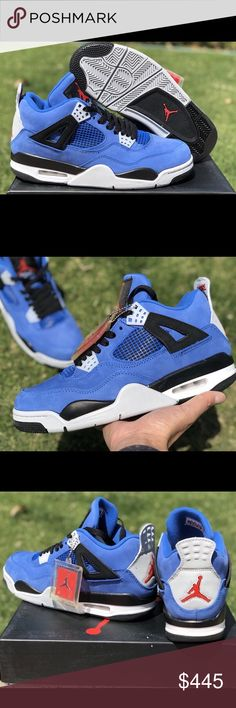 the latest 94c43 d2ec0 JORDAN 4 RETRO EMINEM ENCORE (UA) - NEW - SIZE 10  JORDAN 4 RETRO EMINEM  ENCORE (UA)  DEADSTOCK, BEST NIKE QUALITY AVAILABE ANYWHERE. ALL SIZES  AVAILABLE.