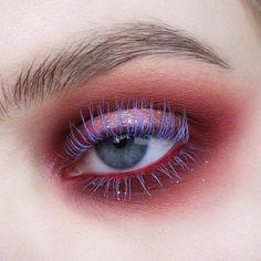 30 Eye Makeup Looks That'll Blow You Away - Page 11 of 30 - Ninja Cosmico