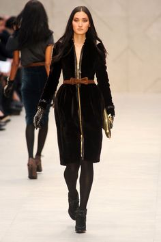 Burberry Prorsum RTW  Fall 2012 London FW