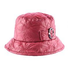 Chapeau de pluie Femme Gloria Rouge  #chapeaupluie #meteo #pluie #mode #femme