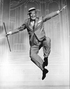 "Maurice Chevalier From ""Philippe Halsman's Jump Book"" (1959) — reissued by Abrams (1986)."