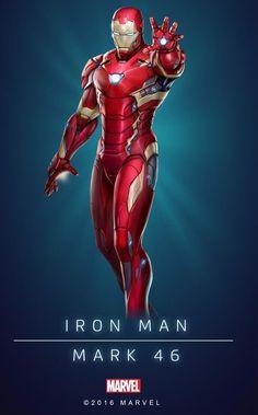 Iron Man - MK 46