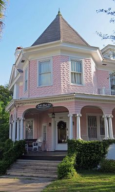 Historic District, Beaufort, South Carolina by Karl Agre, M.D., via Flickr