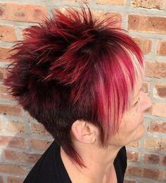 naisten hiustenleikkaus malleja