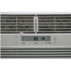 shop frigidaire 12000btu 550sq ft 115volt window air conditioner at