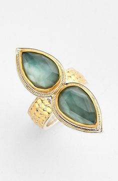 Anna Beck 'Gili' Doublet Ring available at #Nordstrom