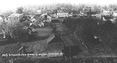 Florence street - 1914 Stayton, Oregon