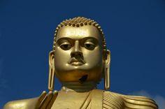 Golden boeddha
