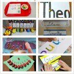 http://livingmontessorinow.com/2014/08/04/montessori-monday-montessori-inspired-name-recognition-activities-for-preschoolers/