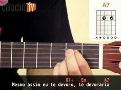 Eu Te Devoro - Djavan (aula de violão simplificada) - YouTube