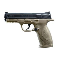 Smith & Wesson M&P - Dark Earth Brown .177 BBLoading that magazine is a pain! Get your Magazine speedloader today! http://www.amazon.com/shops/raeind
