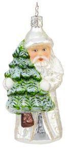 Inge's Christmas Decor Kindhearted Nikolaus Ornament