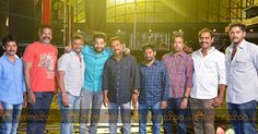 #NTR shares camaraderie as #JanathaGarage is wrapped up