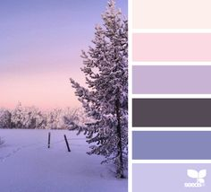 Winter Wishes via @designseeds