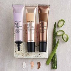 Our Instaglow CC Cream SPF 20 PA+++ illuminates, minimises the appearance of pores, reduces shine and moisturises, making it a great pre-foundation primer. The Body Shop, Body Shop At Home, Lush, Baby Skin Care, Beauty Cream, Cc Cream, Facial, Clean Face, Shops