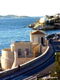 le marégraphe, Marseille