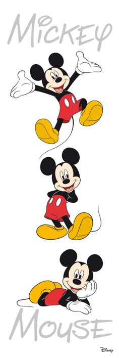 Guarda Mickey Mouse