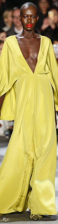 Fall 2016 Ready-to-Wear Christian Siriano