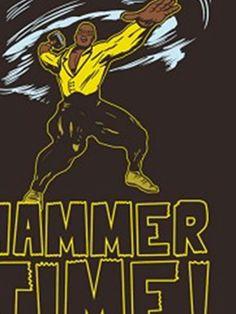 Hammer Time T-Shirt - http://teecraze.com/hammer-time-t-shirt-2/ -  Designed by TShirt Laundry    2/#tshirt #tee #art #fashion