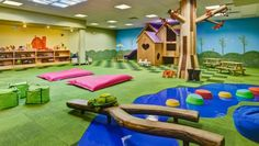 Toddler Room Decorating Ideas For Daycare | HomeDecorIn.com