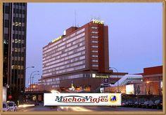 MADRIDhotelhusachamartinmadrid071✯ -Reservas: http://muchosviajes.net/oferta-hoteles