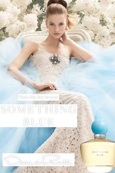 Oscar de la Renta Something Blue ~ New Fragrances
