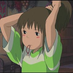 Studio Ghibli Art, Studio Ghibli Movies, Anime Films, Anime Characters, Film Animation Japonais, Personajes Studio Ghibli, Howl's Moving Castle, Chihiro Y Haku, Japon Illustration
