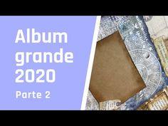 Cosmos, Scrapbook Albums, Scrapbooking, Art Journal Inspiration, Mini Albums, Mixed Media, The Creator, Ideas, Youtube