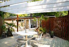 midcentury modern bungalow