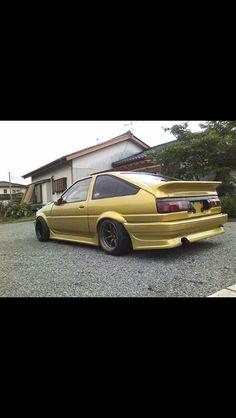 Ae86 Toyota corolla GTS...