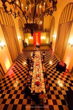 El Convento Wedding Reception in San Juan