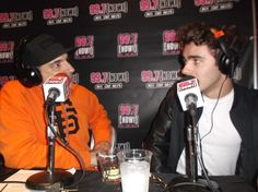Nathan Sykes was the special guest of the celebration of Cinco de Mayo Radio 997NOW in San Francisco, USA