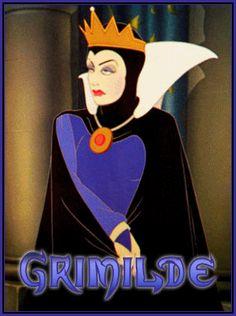 Grimilde, la Regina-Strega di Biancaneve
