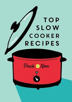 Slow Cooker Pasta, Healthy Slow Cooker, Slow Cooker Beef, Slow Cooker Recipes, Slow Cooker Cake, Crockpot Recipes, Slow Cooker Slimming World, Slimming World Diet, Pinch Of Nom