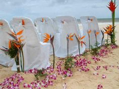 omg perfection for a beach wedding