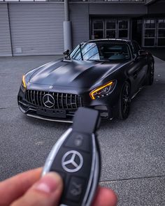 1 of only 500 Mercedes-AMG GT C Coupé Edition 50