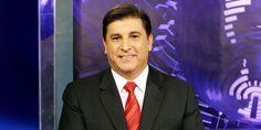 Carlos Nascimento responde bem ao tratamento contra um câncer e pode voltar a trabalhar em novembro   jana_nunes - Yahoo TV