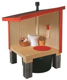 Superdassen uten strøm  / Uten stol Heating A Greenhouse, Joko, Popcorn Maker, Kitchen Appliances, Cabin, Atlanta, Compost, Diy Kitchen Appliances, Home Appliances