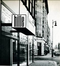 The History of Hille Modern Times, Mid-century Modern, Lucienne Day, London Overground, Birmingham City University, Robin Day, New York Museums, Showroom Design, Ergonomic Chair