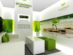 3Mvunonala exhibition stand.