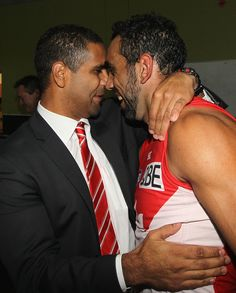 The AFL grand final in Melbourne on Saturday is not only a celebration of the two finest teams in the league, but of the veteran players retiring from the game.One such legend, Sydney Swans champion A. Adam Goodes, Melbourne, Sydney, Swans, Superstar, Cheer, Champion, Football, Club
