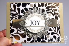 Stampin Up 2017 Holiday Catalogue sneak peek. Year of Cheer DSP and Cheers to the Year stamp set. Claire Daly Stampin' Up! Demonstrator Melbourne Australia.