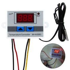 $4.82 (Buy here: https://alitems.com/g/1e8d114494ebda23ff8b16525dc3e8/?i=5&ulp=https%3A%2F%2Fwww.aliexpress.com%2Fitem%2F220V-Digital-LED-Temperature-Controller-10A-Thermostat-Control-Switch-Probe-New%2F32767557175.html ) 220V Digital LED Temperature Controller 10A Thermostat Control Switch Probe New for just $4.82