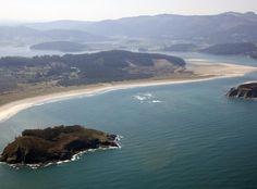 Playa Morouzos. Ortigueira. A Coruña