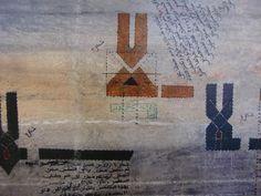 La ; #fatimid #kuficarabic #calligraphy #الخط_العربي Figure Painting, Vienna, Arabic Calligraphy, Symbols, Artwork, Artist, Work Of Art, Auguste Rodin Artwork, Icons