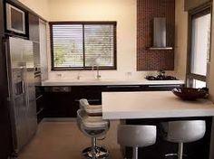 Картинки по запросу планировка маленькой кухни с барной стойкой
