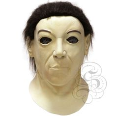 State Of Latex ® Latex Horror Icon DELUXE Michael Myer with Chest Halloween Serial Killer Movie Character Mask Latex Halloween Masks, Halloween Movies, Halloween Horror, Halloween Costumes For Kids, Halloween Make Up, Animal Head Masks, Horror Party, Horror Masks, Horror Icons