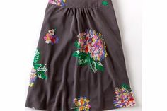 Boden Pretty Floral Skirt, Pewter Floral,Navy Our new floaty, feminine skirt comes in fabulous, statement florals and a flattering cut (with added swish). http://www.comparestoreprices.co.uk/skirts/boden-pretty-floral-skirt-pewter-floral-navy.asp